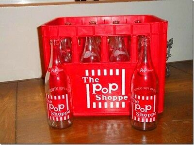 "Vintage Crate ""the Pop Shoppe"""