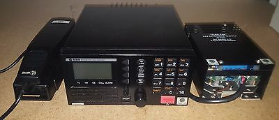 SAILOR RT-4722 VHF-DSC DUPLEX with Sailor Power Supply N420 24 volts to 12 volts