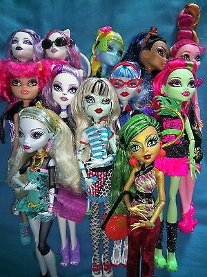 Monster High Doll (Choose from list)