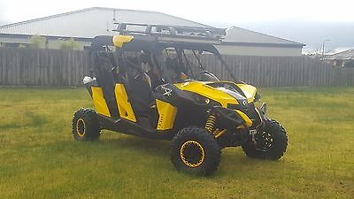 2013 can am maverick max 1000cc buggy utv 17 picclick au. Black Bedroom Furniture Sets. Home Design Ideas