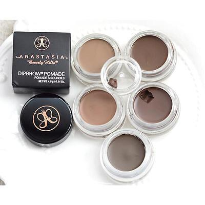 ANASTASIA DIPBROW Pomade Eyebrow Cream waterproof powder #12 Anastasia Brush