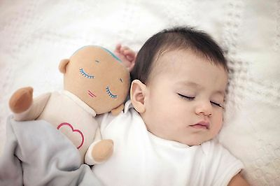 Lulla Doll by RoRo - A sleep companion for your baby.