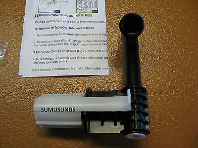 GENUINE SUNCAST HOSE REEL OUT-TUBE ONLY - Fast USA shipping
