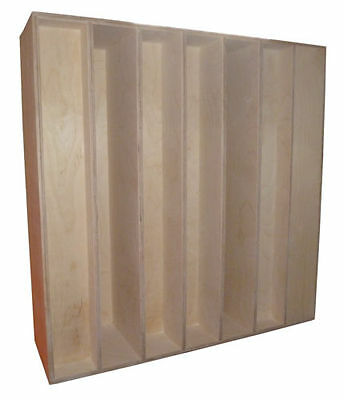 diffusori acustici panel acoustic sound diffuser qrd wood