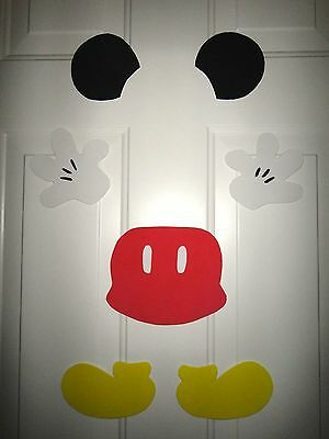 Disney Cruise Line Mickey Mouse Stateroom Door Porthole Magnet Set
