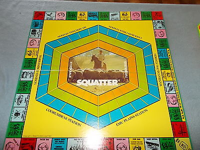 Squatter. The Classic Australian Game. In Fantastic Condition.