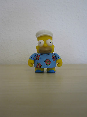 "Kidrobot The Simpsons 25th Anniversary Serie 3 (Homer) ""Fat Hat Homer"" 3/40"