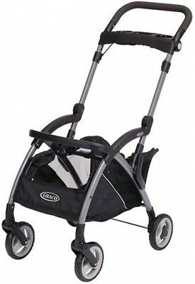Infant Car Seat Frame Stroller, Black