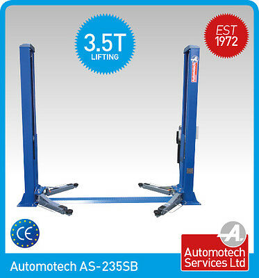 2 Post Lift / Car Vehicle Ramp / Lift / Hoist 3.5 T / 3500Kg / Two Post