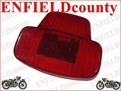 Vespa Tail Brake Light Replacement Lens Super Sprint Rally Vla Vlb Vgl Vnc @cad