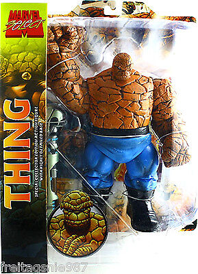MARVEL SELECT THE THING FANTASTIC 4 PVC figure 20cm