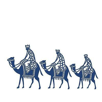 New Tattered Lace THREE (3) WISE MEN Christmas Die - D417  - FREE P&P