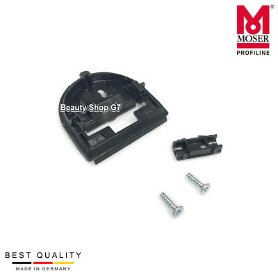 Repair for clipper. The plastic part of blade set Moser Wahl Ermila