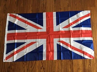 20 X Union Jack British United Kingdom Flags 5X3FT