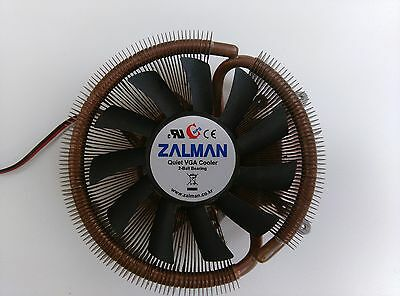 Zalman VF900-CULED - VF900-CU LED VGA Cooler