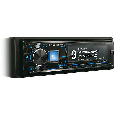 ALPINE CDE-178BT CD Receiver 1 DIN, 50 Watt