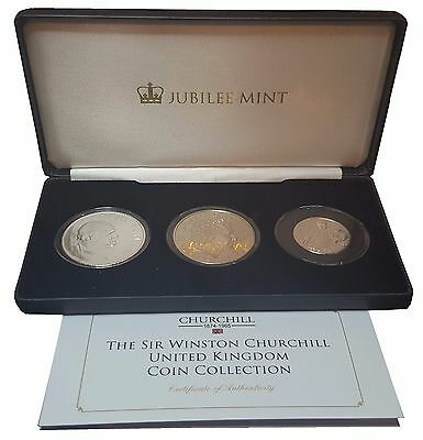 House of Windsor Silver Sixpence Collection (B5)