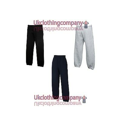Fruit Of The Loom Enfants Pantalon De Jogging - Ages 5-13 - Bas Survêtement