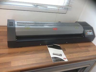 Peak PS-700 A1 High Quality Office Laminator & Laminating Pouches
