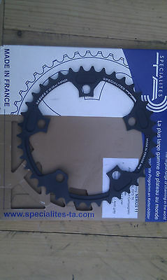 Brand New Specialites TA 11 speed 39t 39 tooth Compact Campagnolo Chainring