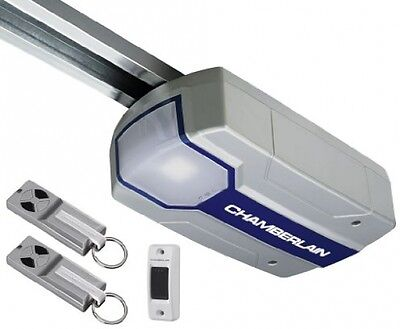 Chamberlain Comfort Garage Door Opener Energy-efficient Standby Consumption NEW