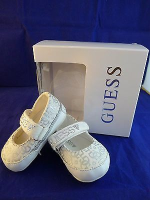 Guess baby girl pram shoes size EU 16