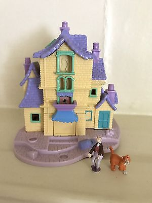 Vintage Polly Pocket Aristocats With Figures VGC