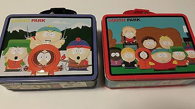 South Park Tin Box X 2 (Collectables)