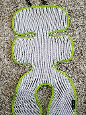 Manito Breath Original 3D Mesh Seat Pad/Liner for Stroller/Car Seat [Manito USA]