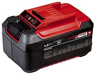 Einhell 18 V 5,2 Ah P-X-C Plus Power X-Change Li Ion battery Capacity plus