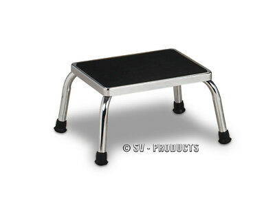Foot Step Stool with  Rubber Top Safety Tread - 240