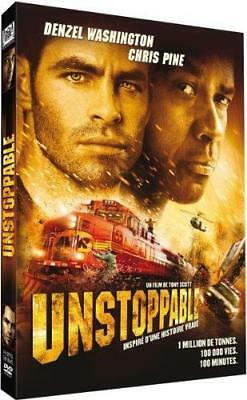 Unstoppable (Denzel Washington, Chris Pine) DVD NEUF SOUS BLISTER