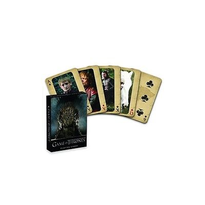 Game of Thrones - Official Collectable Playing Cards - 52 Card Deck - First Edit