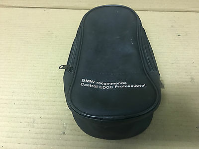 Bmw Genuine Castrol Edge Oil Container Zip Pouch Bag