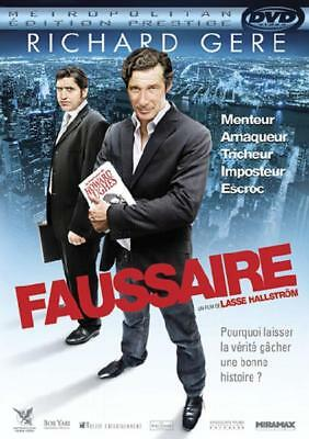 Faussaire Richard Gere DVD NEUF SOUS BLISTER
