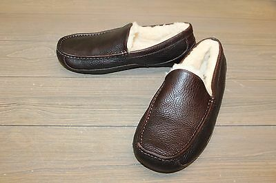 Ugg Men's Brown Slippers - Size 11-11.5?