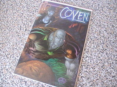 The Coven  # 1  Dynamic Forces Exclusive Chrome Edition