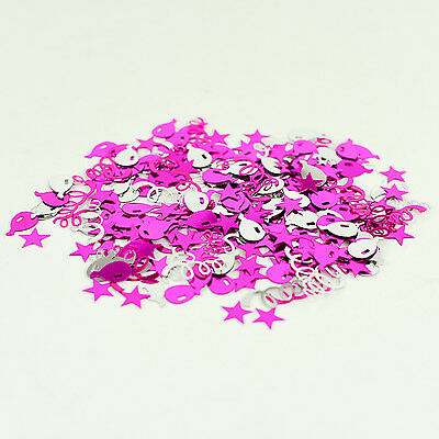 Table Confetti Sprinkles Age Birthday Wedding Party Anniversary Occasions Foil P