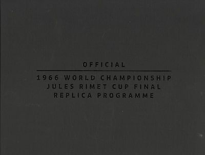 England v West Germany - World Cup Final - 30 July 1966 - Black Limited Edition