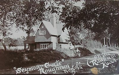 """seymour Gate"" Rudham Road Rougham Norfolk Early Rp Pc"
