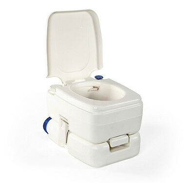 Fiamma Bi-Pot 30 Portable Camping Toilet - Suitable For Camping & Caravaning
