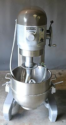 Used Hobart H-600-T 60 Qt Commercial Mixer, Excellent, Free Shipping!!!