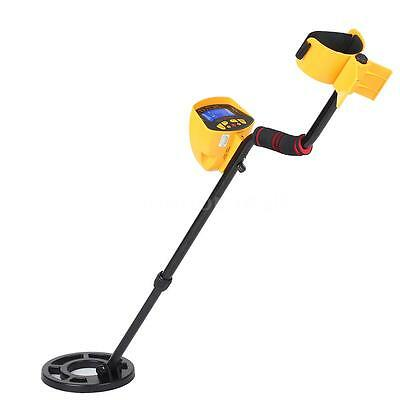 Underground Metal Detector Gold Digger Treasure Hunter Finder LCD Screen A5A4