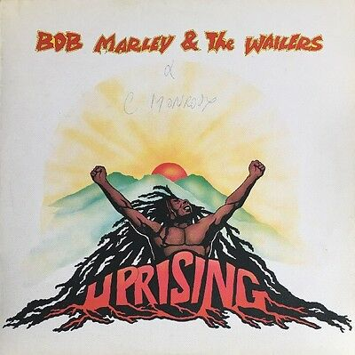 Bob Marley & The Wailers Uprising Lp Island 1980 French Pressing Fast Dispatch