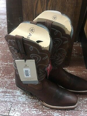 Ariat Legend Women's Brown Western Boots New With Tags 9 B
