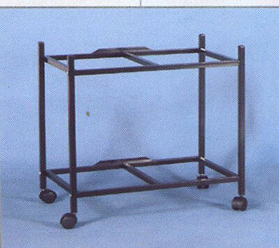 """2 Tier Stand For 30"""" x 18"""" x 18"""" Aviary Bird Cage Black - T811 - 641"""