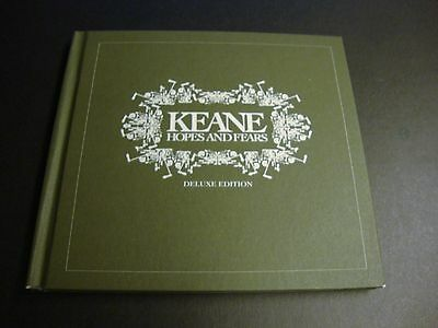 Keane - Hopes and Fears DELUXE EDITION 2CD 37 tracks (somewhere only we know)