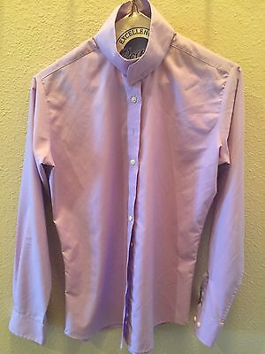 Beacon Hill Coolmax Solid Lavender Girl's Size 18 Show Shirt