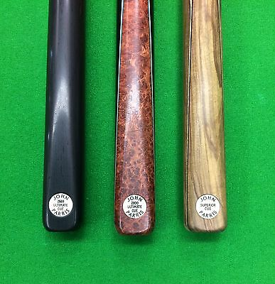 John Parris Ultimate Snooker Cue. 2800
