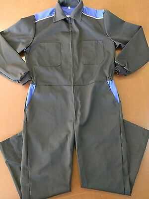 mechanics overalls Made in England